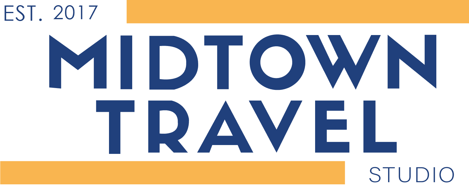 midtown travel studio logo